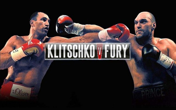 Amalgamated Steel: Klitschko vs. Fury