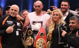 Photos: Tyson Fury beats Wladimir Klitschko