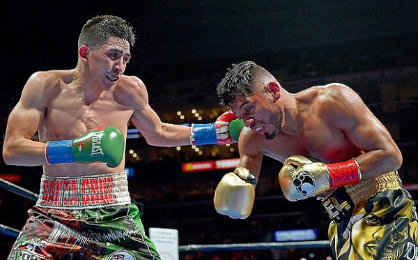 WBA Champ Santa Cruz to Vacate WBC Belt