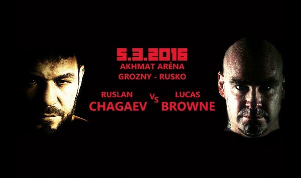 Chagaev  vs. Browne: Let's Get It On
