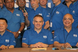 Gilberto Jesus Mendoza Elected WBA President