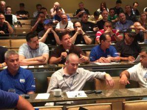 Seminario de oficiales AMB: Lesiones serias y muertes en el boxeo