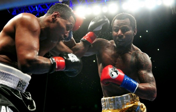 Shane Mosley's next fight is on the house