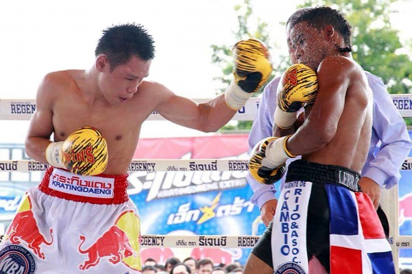 Thursday's fight is a rematch. Stamp Kiatniwat defeated Grigorio Lebron by majority decision in July. (Photo: Courtesy)