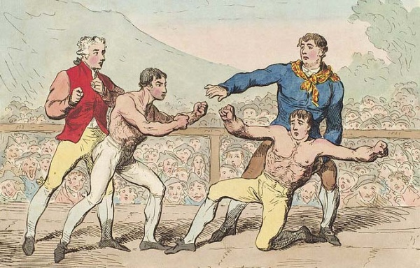 Grudge Match: Journalists vs. Promoters