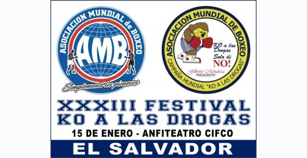 WBA Title Fights in San Salvador