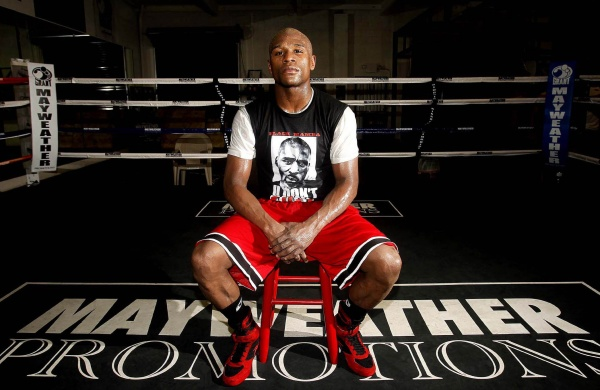 Gilberto Jesus Mendoza says that Mayweather will be removed from the WBA rankings at the end of the month.