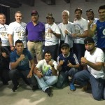 Federación Salvadoreña de Boxeo y AMB unen lazos