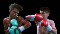 """In his professional debut, Salvadoran Olympian Juan Carlos """"Speedy"""" Flores needed just 46 seconds to demolish Nicaraguan Ricardo Lopez. (Photo: EL GRÁFICO)"""