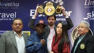A punto el KO a las Drogas en El Salvador