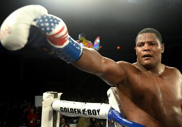 "Luis Ortiz tested positive in sample ""A""."