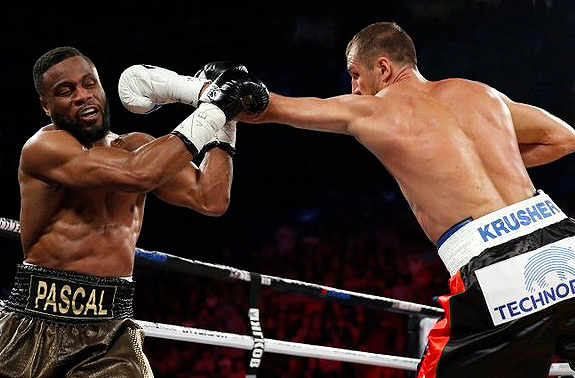 Kovalev Stops Pascal in Rematch