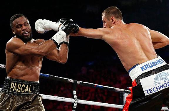 Kovalev Stops Pascal in Rematch