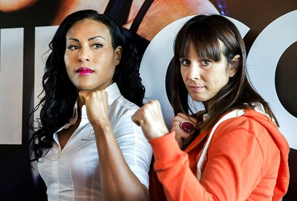 Cecilia Braekhus Back in Action