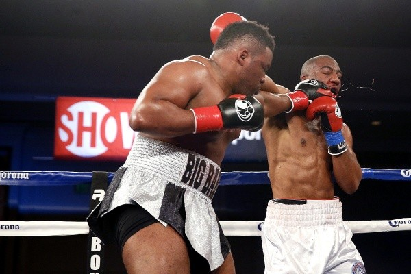 Jarrell Miller Ranked #15 by WBA
