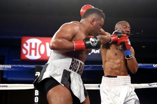 Jarrell Miller Ranked #15 by WBA