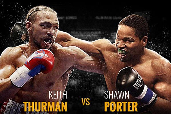 Thurman-Porter Fight Postponed