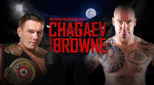 Lucas Browne vs. Ruslan Chagaev: A Good War