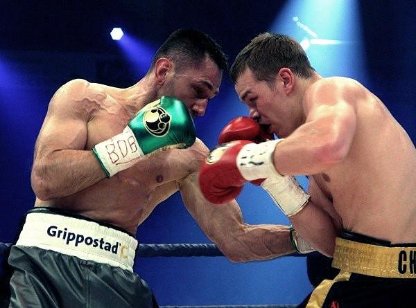 Sturm und Drang: Chudinov Loses Title