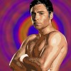 Oscar De La Hoya turns 43 today, and the WBA wishes the Hall of Famer all the best and many more. (Photo: John Keaton)