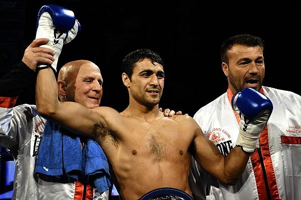 Ricky Burns vs. Michele Di Rocco for WBA World Super Lightweight Title