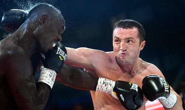 Lebedev defended his title in his most recent fight, last November, by stopping previously unbeaten Lateef Kayode. (Photo: Courtesy)