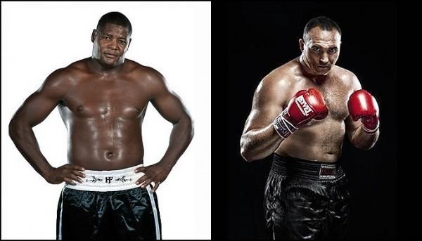 Merry Christmas: Ortiz vs. Ustinov