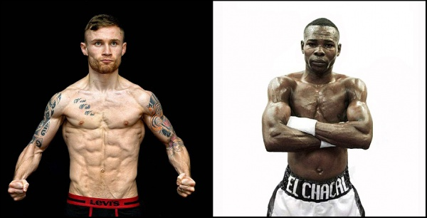 There are only a handful of unified champions—so Carl Frampton may want to rethink jumping from 122 to 126 pounds.