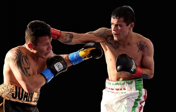 Moises Flores to Defend Interim WBA Super Bantamweight Title