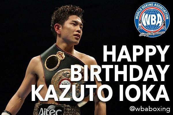 Kazuto Ioka and Javier Castillejo Celebrate Birthdays
