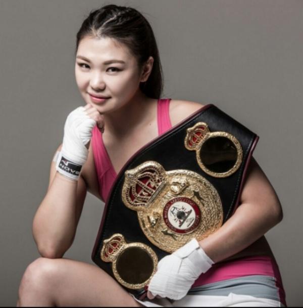 Hyun Mi Choi will defend her WBA 130-pound title