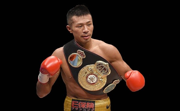 Uchiyama, un gran campeón AMB que se retira. (Photo: Courtesy)