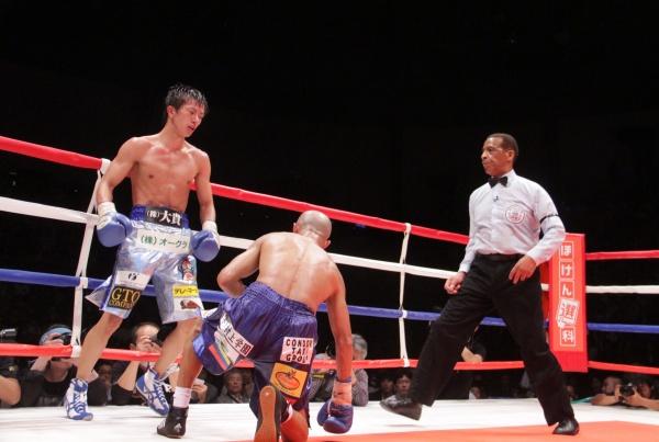 Ryoichi Taguchi vs Juan José Landaeta