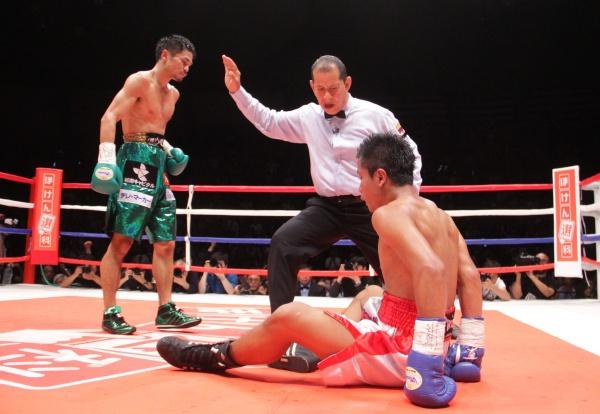 Kohei Kono vs Inthanon Sithchamuang