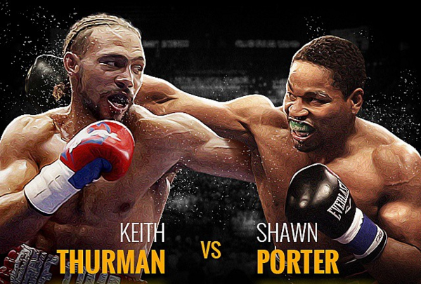 Thurman and Porter in Barnburner on June 25