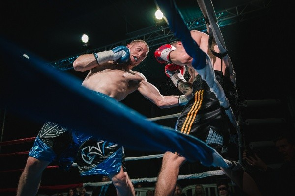 Brandon Cook to Defend WBA Inter-Continental Super Welterweight Title