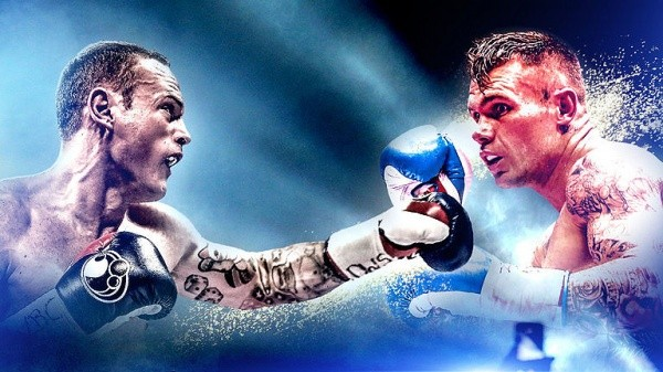 George Groves Defends Against Martin Murray