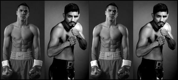 Jesus Cuellar will defend his WBA World featherweight title against Abner Mares at Barclays Center in Brooklyn on Saturday, June 25.