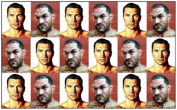 Haye Picks Fury to Defeat Klitschko