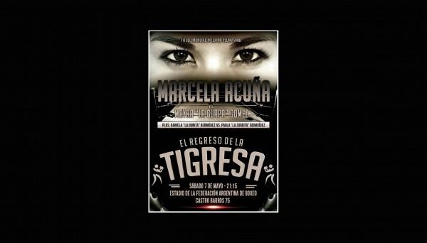 Buenos Aires Tonight: El Regreso de La Tigresa