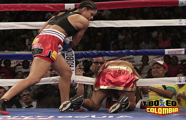 """Cordero said, """"My corner told me, 'You can end the fight when you want. Do what you came to do.'"""" (Photo: Marco Perez)"""