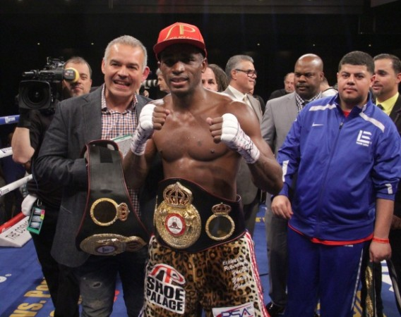 Erislandy Lara – Boxer of the month May-2016