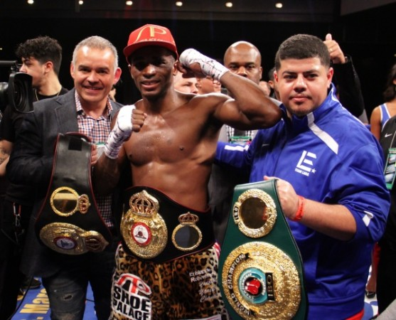 Lara Ready to Defend Title Against Hurd