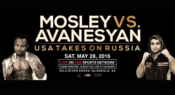 Mosley vs. Avanesyan Preview