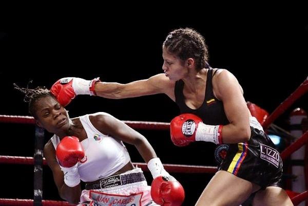 Dayana Cordero Defends Interim WBA Female Title