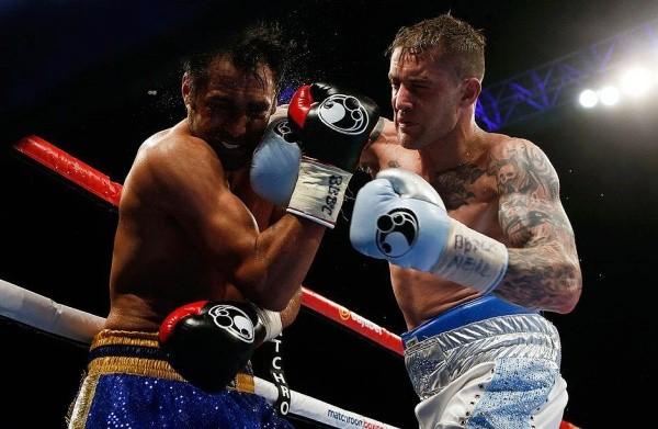 Ricky Burns Wins WBA World Super Lightweight Title