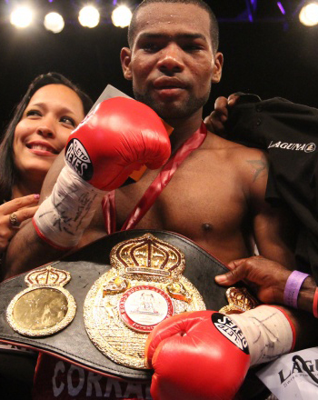 Jezreel Corrales WBA Honorable Mention - April 2016 ...