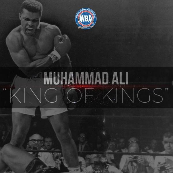 Muhammad Ali, eterno