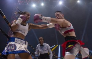 Mayerlin Rivas vs Melania Sorroche