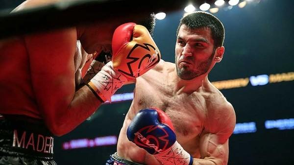 Beterbiev Retains WBA-NABA Title
